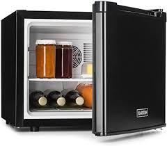 klarstein manhattan minibar mini kühlschrank getränkekühlschrank 35 liter 3 stufiger temperaturregler wechselbarer türanschlag schwarz