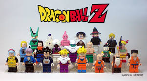 Lego Dragon Ball The Video Game