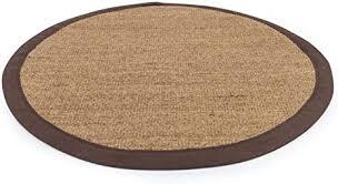 furniture store24 naturfaser sisal teppich 100 braun sisal