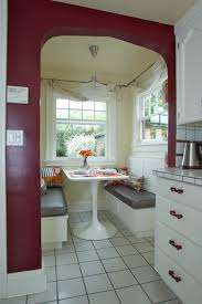 Kitchen Booth Ideas Furniture by Confortable Kitchen Booth With Storage Excellent Furniture Kitchen