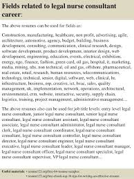 16 Fields Related To Legal Nurse Consultant