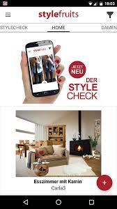 stylefruits shoppen und designen in einer app android user