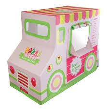 100 Ice Cream Truck Number Tent Pacific Play Tents