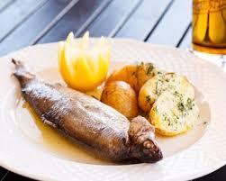 cuisine bar poisson recette bar à la vapeur