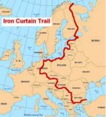 Iron Curtain Speech 1946 Definition by What Did The Iron Curtain Divide Centerfordemocracy Org