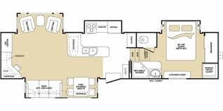 Montana Fifth Wheel Floor Plans 2006 by 2008 Keystone Montana 3600re Trailer Reviews Prices And Specs