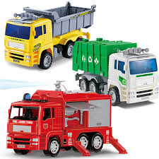 Joyin Toy 3 Pack Friction Powered City Vehicles Including Garbage ... Diecast Garbage Truck Kmart City Refuse Matchbox Stinky The Interactive Boys Kids Toys Game Dickie 21 Air Pump Walmartcom Toy Trucks For Bruder Scania Container Unboxing Daesung Door Openable Friction Toys Models Made In Figure1 Of Brain Science Wit Solid Waste Safety Traing Courses Large Team