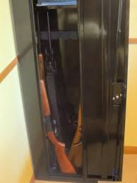 Steel Gun Cabinet Walmart by Stack On Gcwb 10 5 Ds Sentinel 10 Gun Security Cabinet Rifle