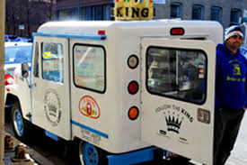 The Schnitzel King Joins Chicago's Food Trucks - Eater Chicago