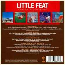 Little Feat Fat Man In The Bathtub by Original Album Series Little Feat Songs Reviews Credits