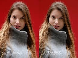 100 Fuji Studio X Raw Use Vs Lightroom Color Rende