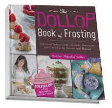 Cake Decorating Books Barnes And Noble by The Dollop Book Of Frosting Dollop Gourmet