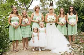 Image Of Rustic Wedding Bridesmaid Dresses