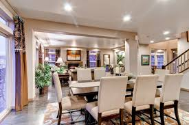 The Boulderado by Oakwood Homes dinning rooms