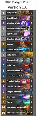 r druid deck kft competitive hearthstone learn to win