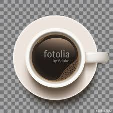 Coffee Cup 3d Illustration On Transparent Background Isolated Object Eps10 Layered Vector