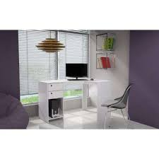 white desks home office furniture the home depot