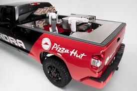 100 Where Are Toyota Trucks Made Tundra PIE Pro Has PizzaMaking Robots On Board Technabob