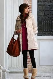 Winter Clothing 2011