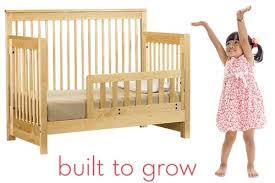 Cribs That Convert To Toddler Beds by Young America Blog U2022 Built To Grow Is A Smart Crib Choice
