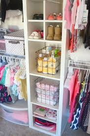 Another Little Girls Room Closet Organizer That Was A DIY But They Used Pre Made Components Customized Here Is The Before And After