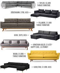 Ikea Soderhamn Sofa Bed by Couch Inspiration And The West Elm Tillary Merrypad
