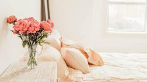 pflanzen fürs schlafzimmer stressfreier schlafen mit