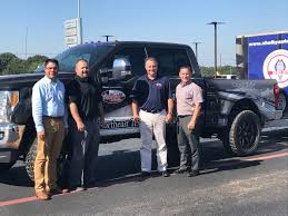100 Shelby Elliott Trucks Auto Group Donates Truck To Carroll Auto Tech Program