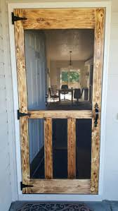 Diy Screened In Porch Decorating Ideas by Best 25 Porch Doors Ideas On Pinterest Sliding Screen Doors