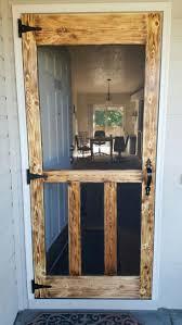 Pet Doors For Patio Screen Doors by Best 25 Wooden Screen Door Ideas On Pinterest Vintage Screen