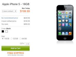 How to Buy a Factory Unlocked AT&T iPhone 5 for Under $250