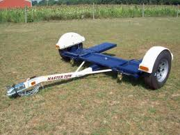 Trailer World: Master Tow Dolly W/ Electric Brakes, Truck Beds ...