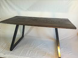 Reclaimed Wood Desk Top Office Furniture Modern Custom Office Furniture Awesome Office Furniture Algonquin Il Used Office