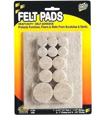 Rubber Furniture Pads For Wood Floors by Felt Pads For Wood Floors Image Collections Home Flooring Design