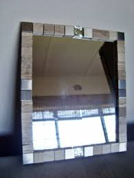 Mosaic Bathroom Mirror Diy by 15 Stunning Mosaic Projects For Your Home Grout Tile Mirror And