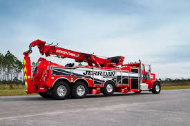 Jerr-Dan | Tow Trucks, Wreckers & Carriers