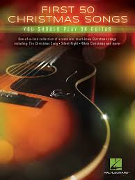 Rockin Around The Christmas Tree Chords Beatles by Hal Leonard First 50 Christmas Songs You Should Play On Guitar