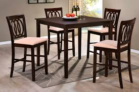 Tall Dining Room Table Target by Bedroom Delectable Homelegance Sophie Counter Height Dining