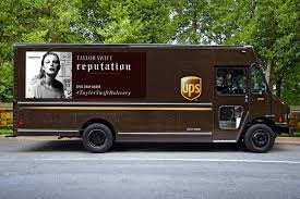 Taylor Swift's Reputation Cover On UPS Trucks | EW.com Post Office Taking On Amazon Fedex Ups With Sameday Deliveries Just A Car Guy New Take On A Truck Was At Sema Local Delivery Service Fniture Ups Truck Stock Photos Royalty Free Images Trucks Timeline Visually Row Of Delivery Van Transportation Logo Company Shipping United Parcel Pulling Trailers In Front Center Roy Oki Has Driven The Short Route To Long Career Now Lets You Track Packages For Real An Actual Map The Verge Pin By Richard Bergemann Pz Pups Panels Vans Germany Misc With Driver Stock Vector Illustration Horizontal