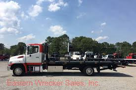 100 Eastern Truck And Trailer 2014 Hino 258 With 21 JerrDan Steel 6Ton Carrier