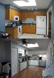 Kitchen DIY Remodel Cheap Reno 450000because