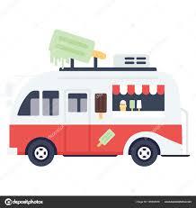Ice Cream Truck Refrigeration Unit Truck Manufacture Ice Cream Flat ...