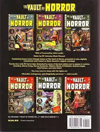 Verso De EC Archives The 12 Vault Of Horror Volume