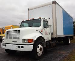 100 24 Box Truck Details About GENUINE 1997 INTERNATIONAL 4700 FT MORGAN BOX TRUCK