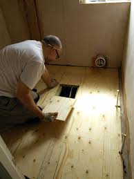 DIY How To Install A New Plywood Floor