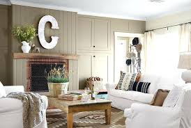 Country Living Room Pictures Cottage