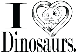 Free Printable Baby Dinosaur Coloring Pages Cute Full Size