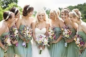 Sage Green Bridesmaid Dresses Fall Wedding Colors