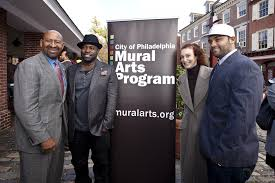 relief communications mural arts program and the roots announce
