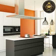 capry designerküche moderne küche mit kochinsel und theke weiß anthrazit